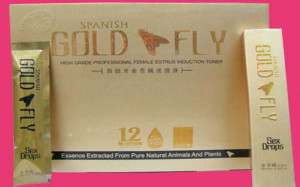 Spanish Gold fly drops