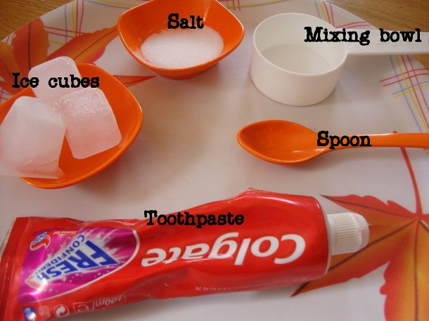 Is tooth paste good for pimples