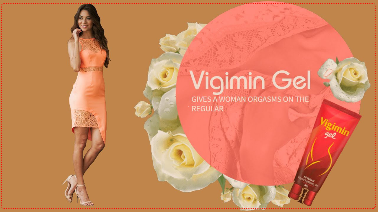 Vigimin Gel In India